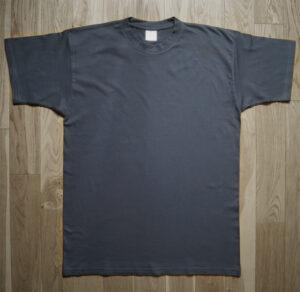 T-Shirt B&C Man Gray
