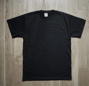 T-Shirt Fruit of the Loom Man Black