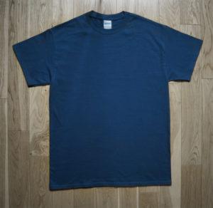 T-Shirt Gildan Man Blue