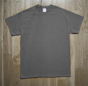T-Shirt Gildan Man Gray