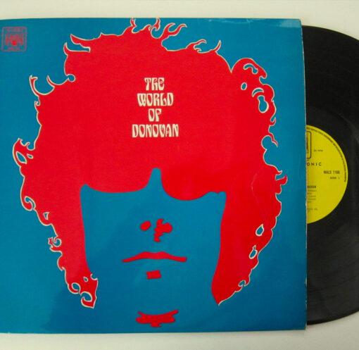 World of Donovan Psychedelic Folk Hippie