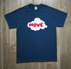 The Move 1968 Mod Freakbeat T-Shirt