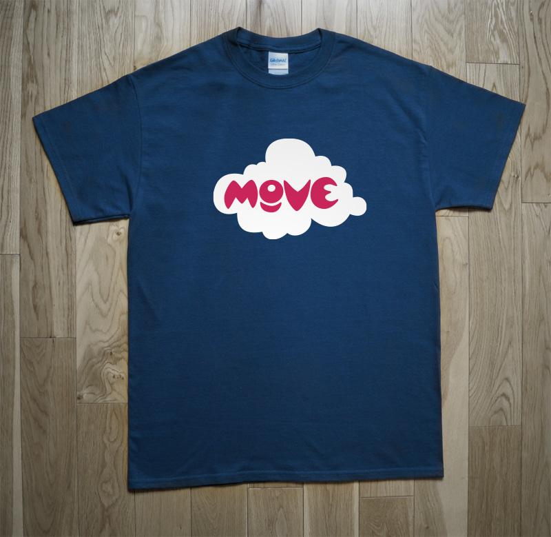 The Move 1968 Mod Freakbeat T-Shirt