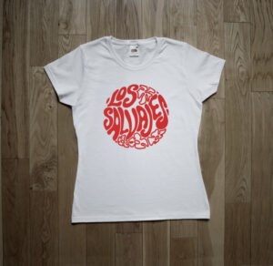 Los Salvajes Spanish Beat Garage Freakbeat Mod T-Shirt