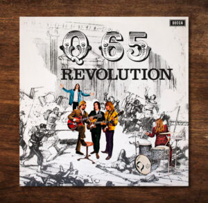 Q65 Revolution 1966 Nederbeat Mod Freakbeat Garage Rock
