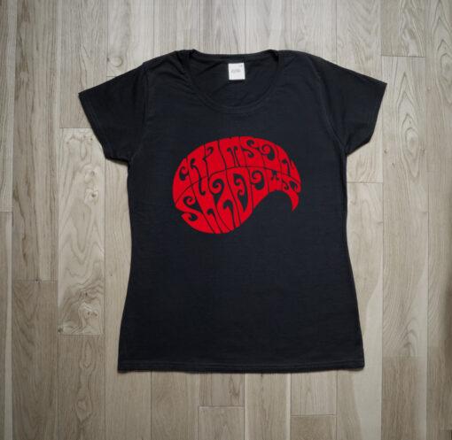 Crimson Shadows T-Shirt