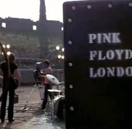 Pink Floyd London Amps Pompeii