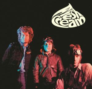 Cream Eric Clapton Fresh Cream
