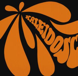 Kaleidoscope Tangerine Dream T-Shirt