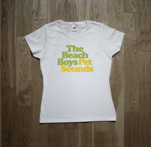 The Beach Boys Pet Sounds T-Shirt