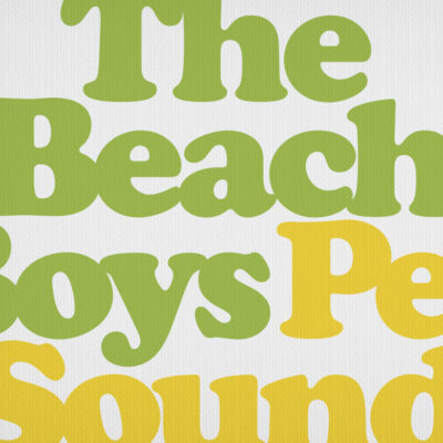 The Beach Boys Pet Sounds T-Shirt
