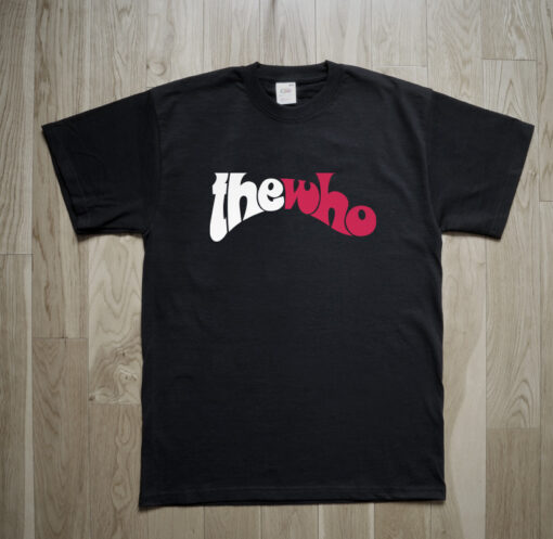 The Who 1966 Mod A Quick One T-Shirt