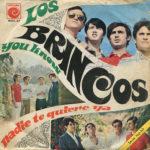 """Los Brincos """"Nadie Te Quiere Ya"""" album art cover portada"""