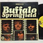 Buffalo Springfield 1966 Album art cover ATCO