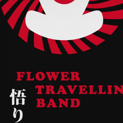 Flower Travellin Band Satori T-Shirt