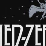 Led Zeppelin Swan Song T-Shirt