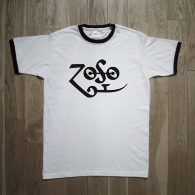 Led Zeppelin ZOSO Symbol Jimmy Page T-Shirt