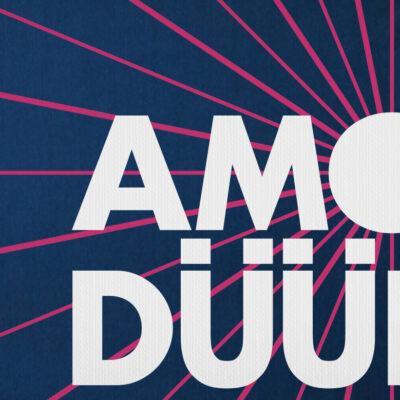 """Amon Düül II """"Phallus Dei"""" T-shirt"""