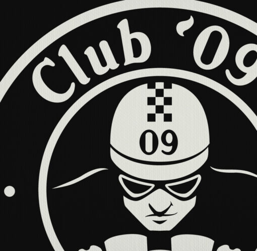 Club 09 Cafe Racer Spain T-Shirt