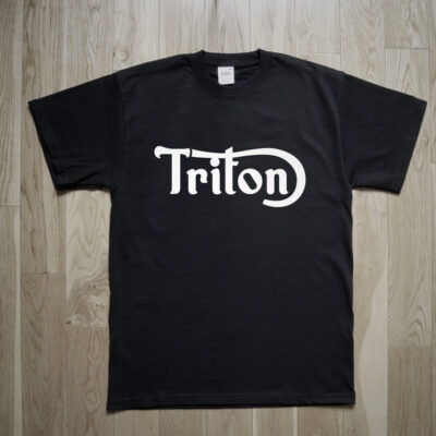 Triton Motorcycle Cafe Racer T-Shirt