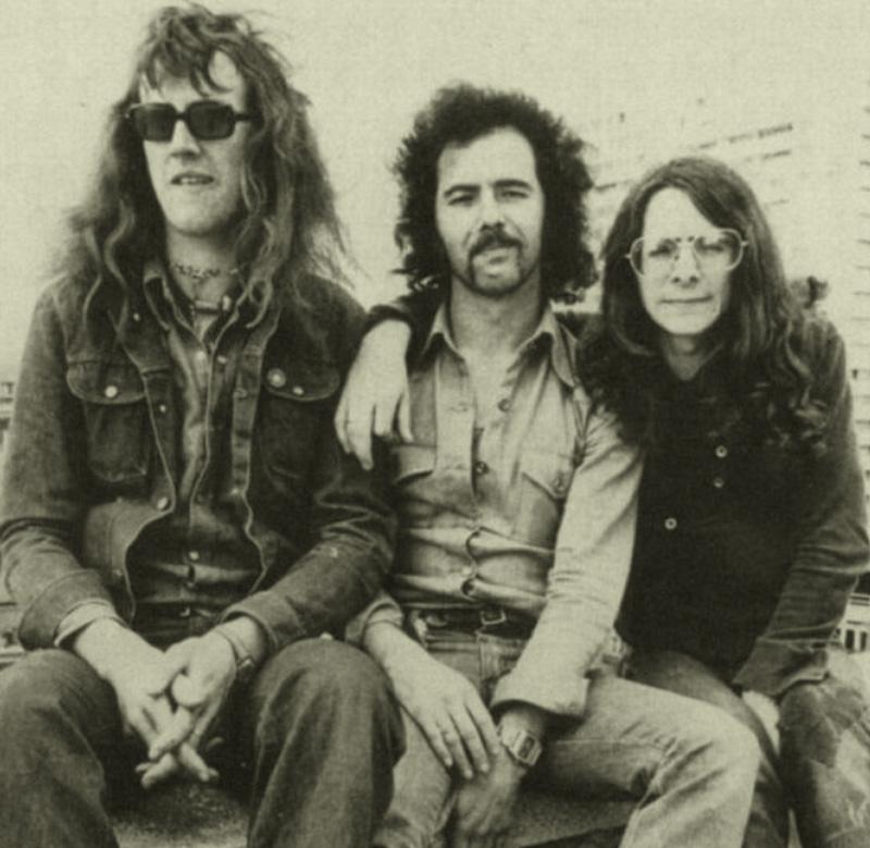 Budgie Heavy Psych Hard Rock Protometal 70s