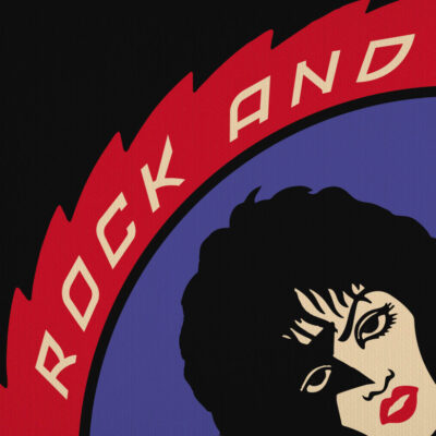 KISS Rock And Roll Over - Rock Glam 70s Seventies T-Shirt
