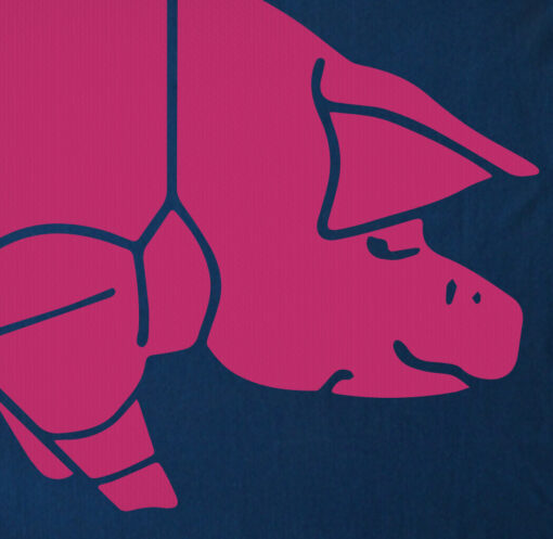 Pink Floyd Animals Pig Progressive Rock T-Shirt