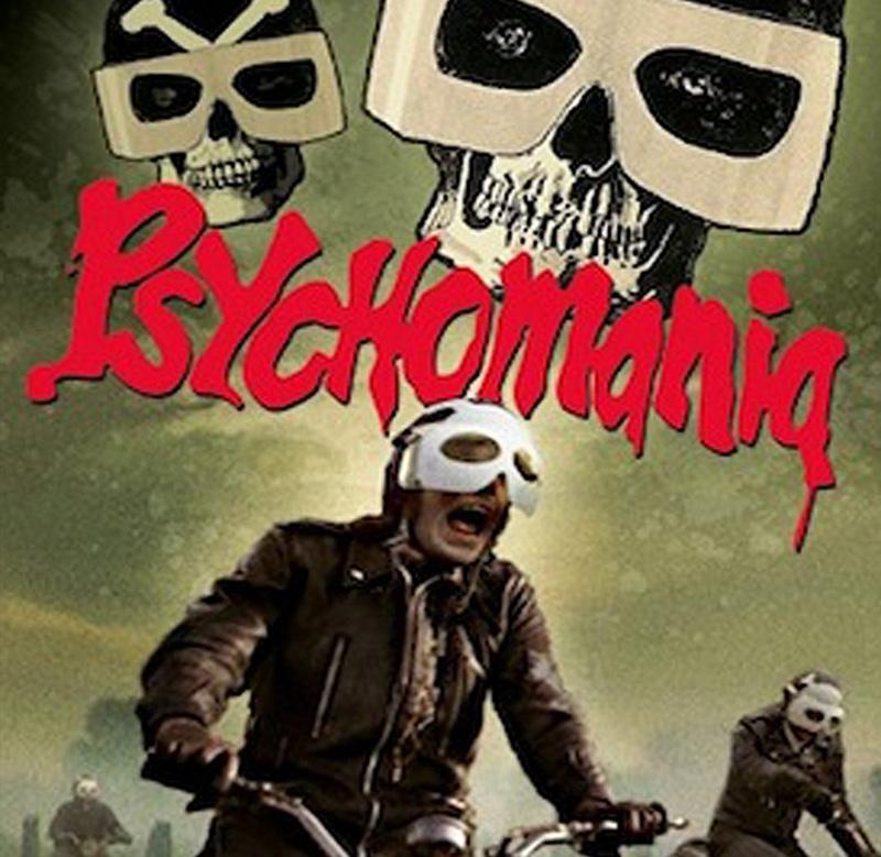 Psychomania Movie Poster