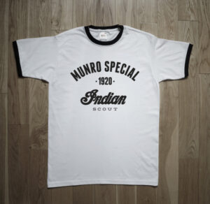 Burt Munro Special Indian Scout T-Shirt