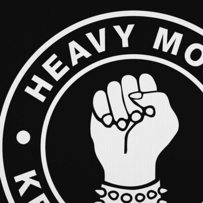 Heavy Mods Keep The Fuzz T-Shirt
