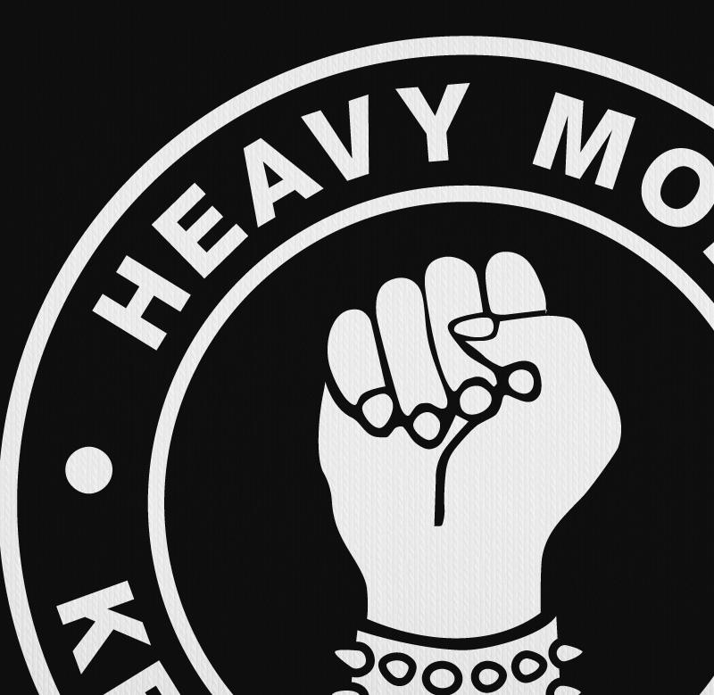 Heavy Mods Keep The Fuzz T-Shirt
