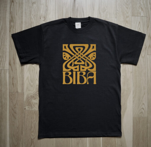 BIBA London Fashion Barbara Hulanicki T-Shirt