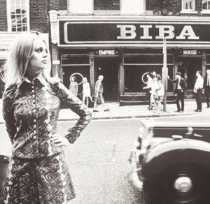 BIBA London Fashion Barbara Hulanicki