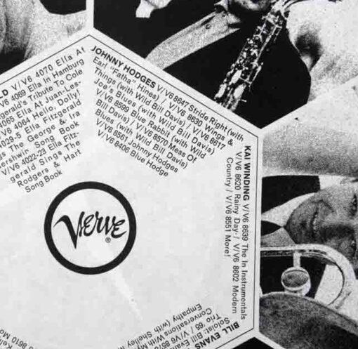Verve Records Acid Jazz Blues Folk Bossanova