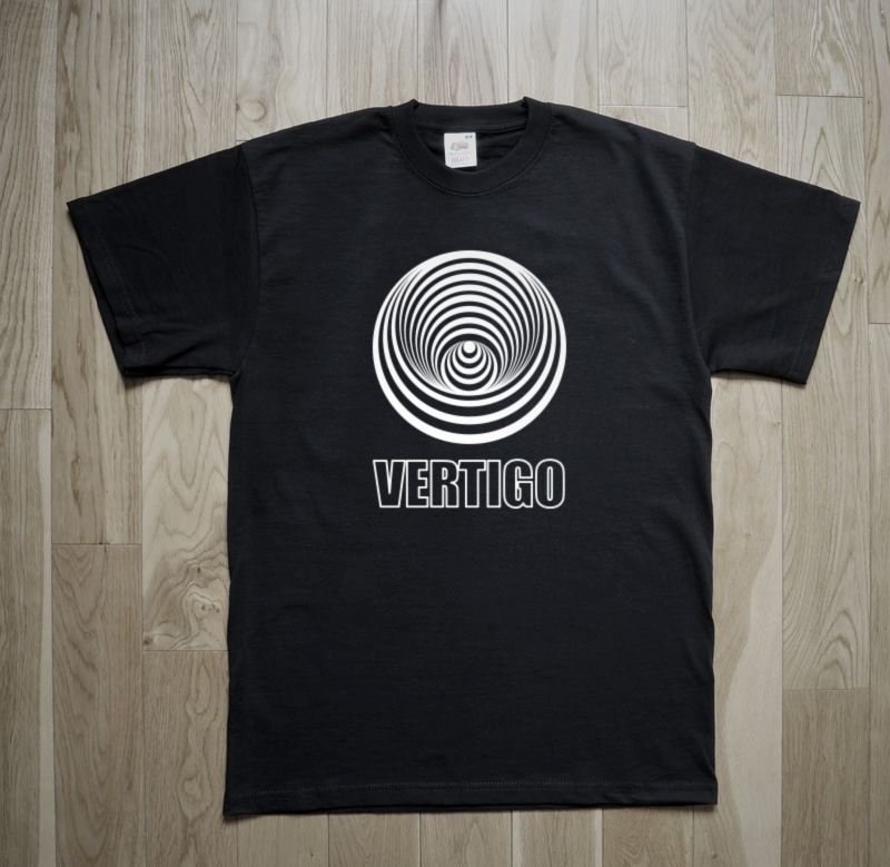 Vertigo Records T-Shirt