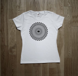 "Keith Moon ""Op Art"" T-shirt"