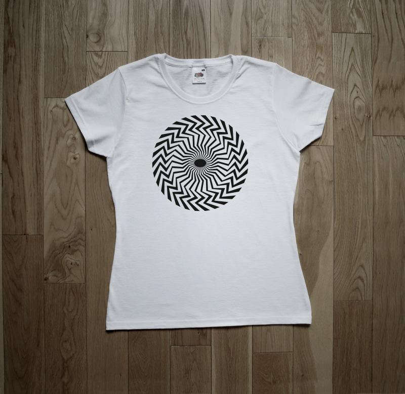 """Keith Moon """"Op Art"""" T-shirt"""