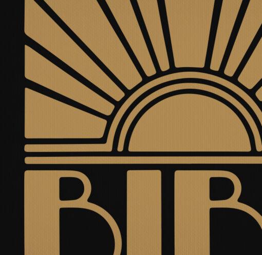 BIBA London Art Deco Fashion Barbara Hulanicki T-Shirt