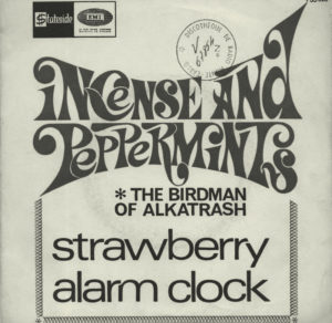 "The Strawberry Alarm Clock ""Incense and Peppermints"" T-shirt"
