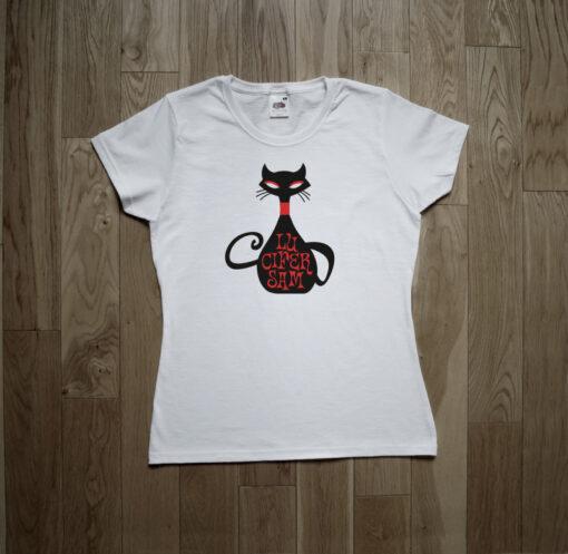"""Syd Barrett """"Lucifer Sam"""" Pink Floyd T-shirt"""