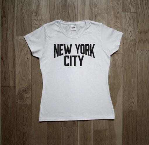 """John Lennon """"New York City"""" T-shirt"""