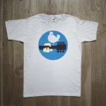 Woodstock Festival CSNY T-shirt