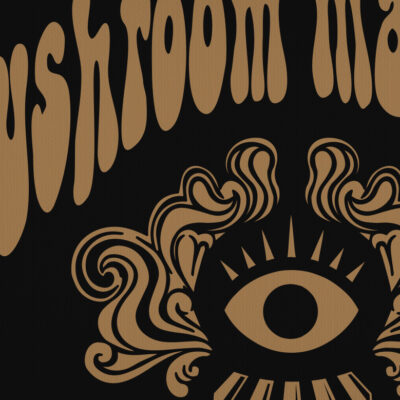 Mushroom Machine Club Psychedelic Sixties T-Shirt