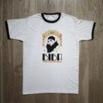BIBA Swinging London Boutique Kensington High Street Psychedelic Art Deco T-Shirt