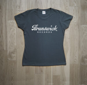 Brunswick Records R&B Soul Mod T-Shirt