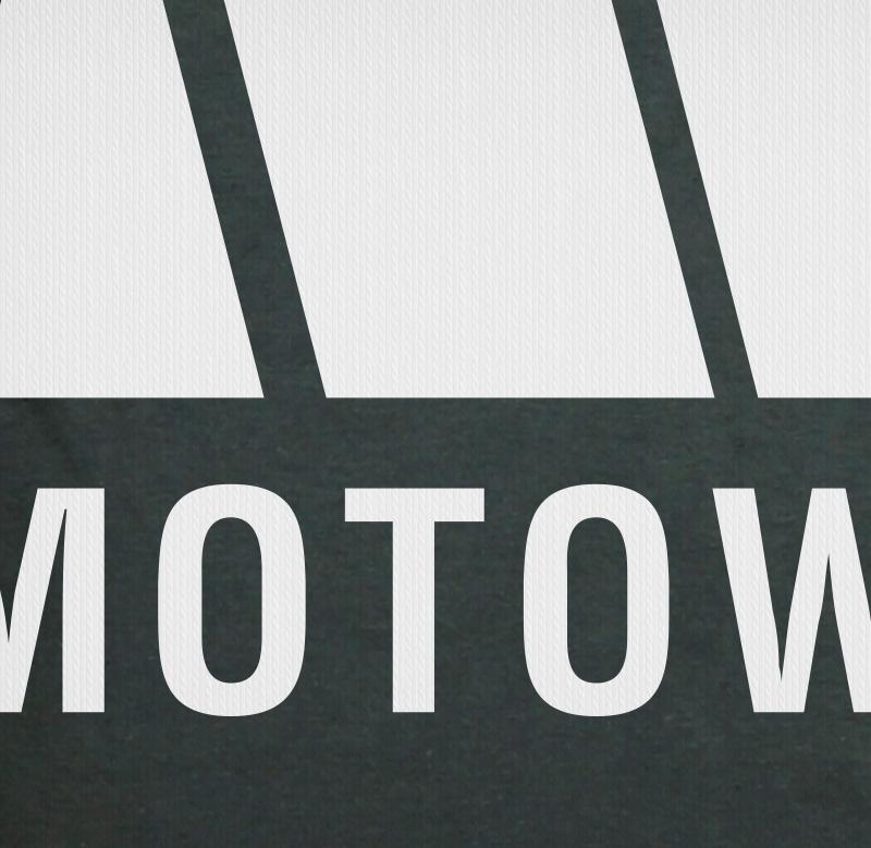 Motown Records R&B Soul T-Shirt