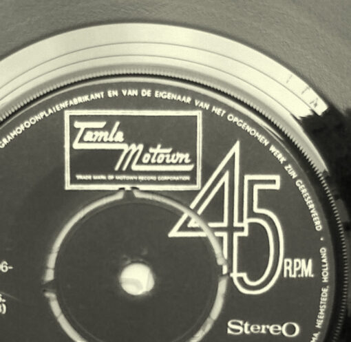 Tamla Motown Records R&B Soul