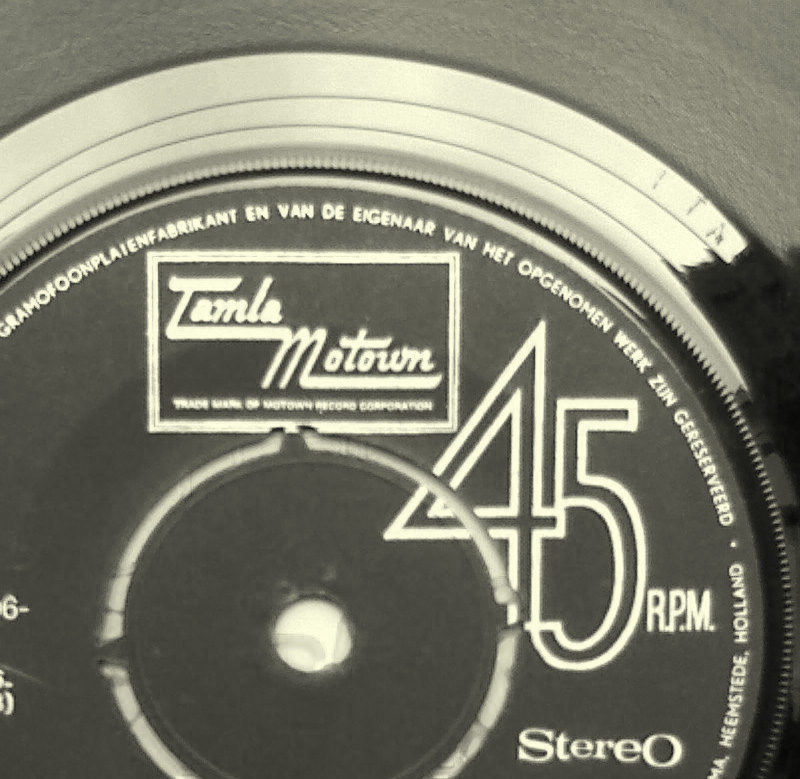 Tamla Motown Records R&B Soul
