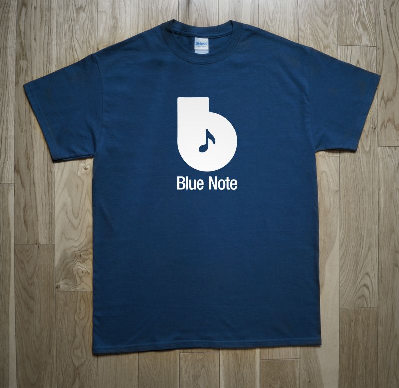 Blue Note Records 1960 Jazz T-Shirt