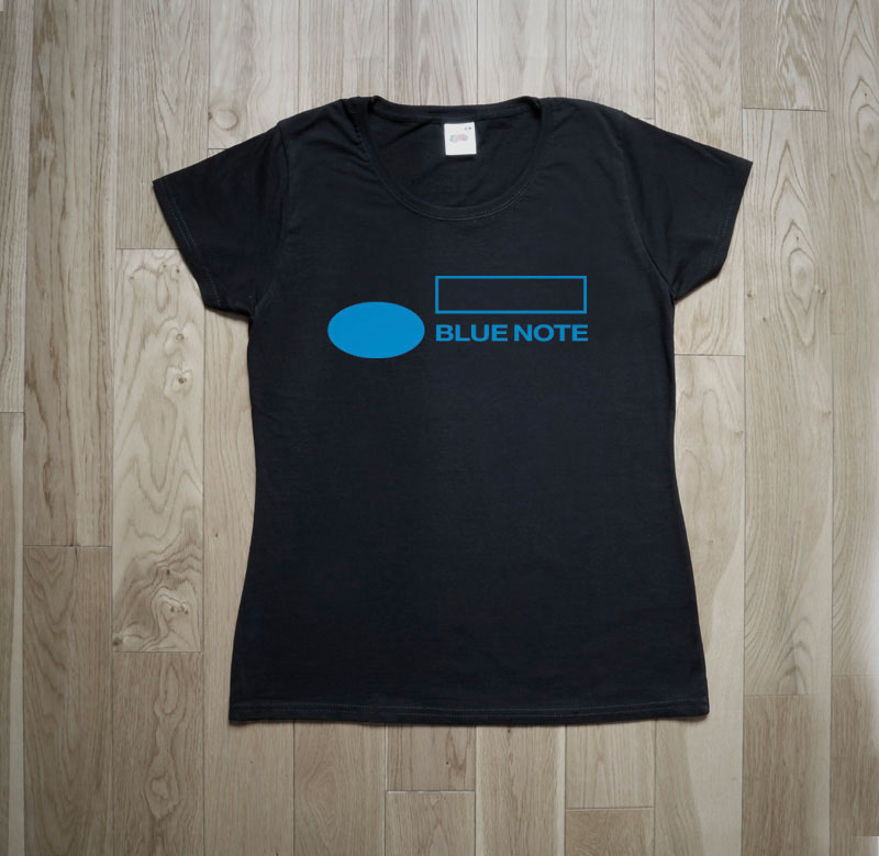 Blue Note Records 1970 Jazz T-Shirt